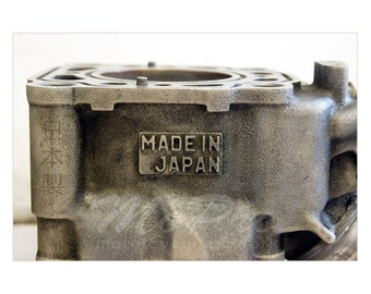Made in Japan Motorcycle Cylinder