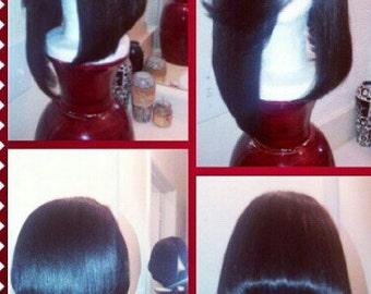 A Line Full Custom Wig