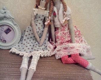 "Doll in the style of ""tilde"" Doll Tilda"