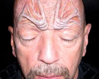 Forehead prosthetic