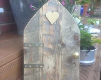 Rustic Fairy Doors