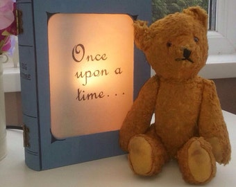 Once Upon A Time led Lamp