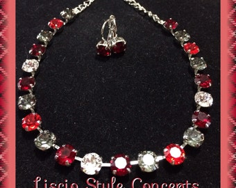 Swarovski Necklace and Earring Sets