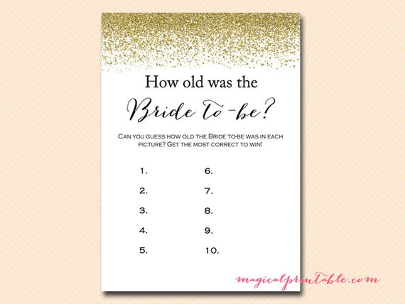 Monster image throughout how old was the bride to be free printable