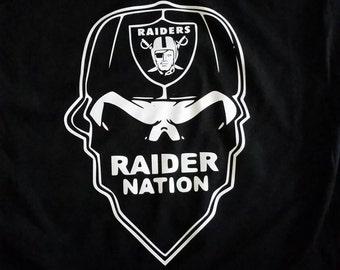 straight outta raider nation