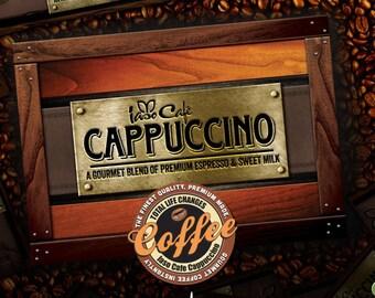 IASO™ CAFE CAPPUCCINO