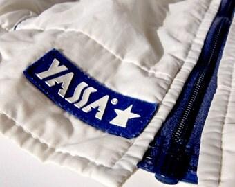 YASSA white jacket