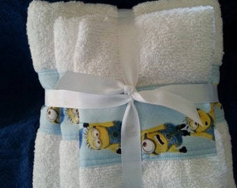 Minion's Bath Set