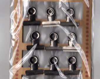 Hinge clips - pack of 12
