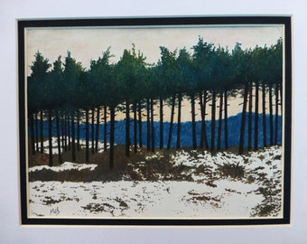 Formby In The Snow, Original