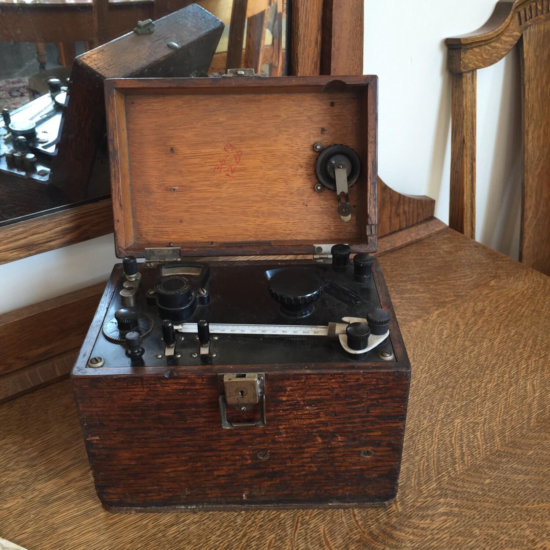 Vintage Potentiometer Industrial Equipment conversation piece  Vintage Potenti...