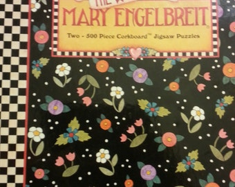 1985 The World of Mary Engelbreit Jigsaw Puzzles
