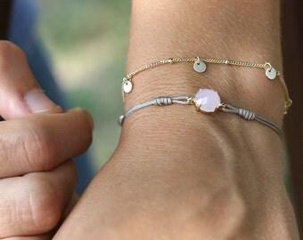 coins bracelet, little coins bracelet, gold coins bracelet, Dainty Gold Bracelet, gypsy bracelet, boho bracelet