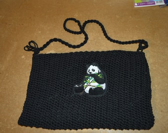 hands with patch or without patch bag made of cotton 32cmL/22cmh