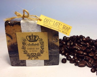 Coffee Latte' Soap