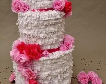 Wedding Cake Piñata