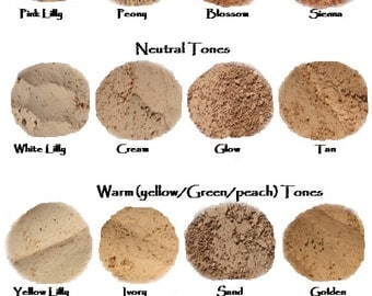 FOUNDATION SAMPLES