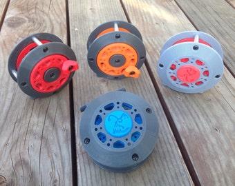 Fly Fishing Reels (3D printed)