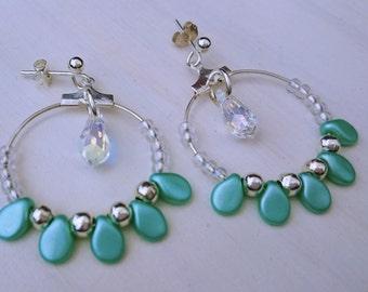 Pip Drop Earrings