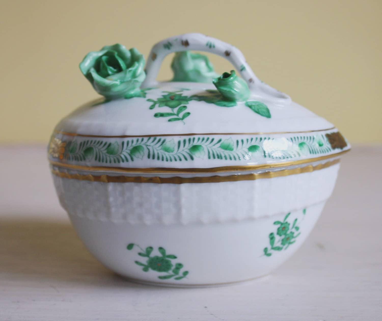 Sale herend bonbondoosje in apponyi vert ontwerp 6003 av - Grot ontwerp ...