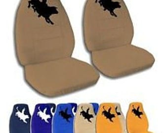 Bullrider Car Seat Covers....Any Colour..All Cars