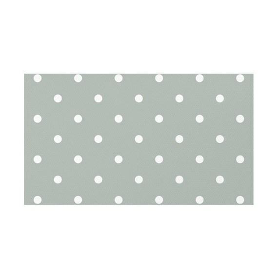 Polka Dots Rug 5 Neutral Color Options Nursery Area Rug