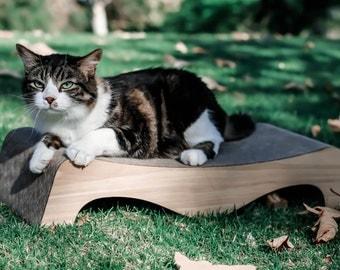 PetshopGarden the Malibu Cat Scratcher Lounge