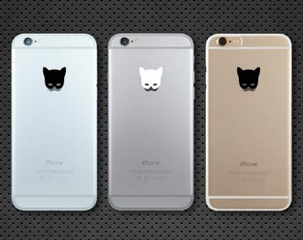 Batman inspired Catwoman iPhone decal - iPhone sticker