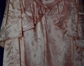 Vintage 80s Bridesmaids Dress