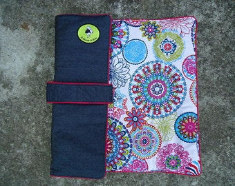 Travel dog bed.Travel pet bed. Portable dog bed. Washable pet beds. Size S