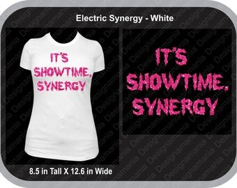 Showtime, Synergy - Electrifying