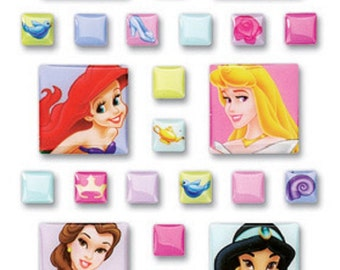 Disney - Princess - Tiles