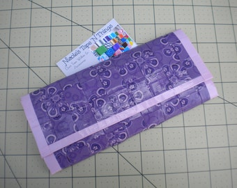 Purple Passion Ladies Duct Tape Wallet