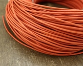 Round leather cord round leather strip, 2 mm leather cord for necklace,bracelet leather cord,leather wraps,leather cord ,10 yards,WYJ-P073