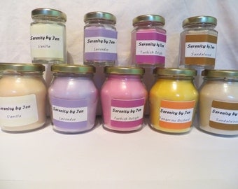 Serenity by Jen - Sandalwood - Scented Candle