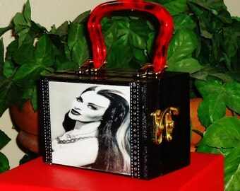 Lily Munster Purse