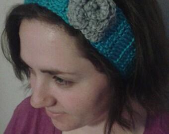 Summer Flower Headband