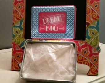 Body Scrub- Gift Tin