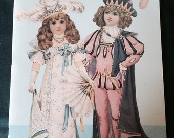 Antique Paper Dolls, From the Collection of The Children's Museum, Boston, Massachusetts
