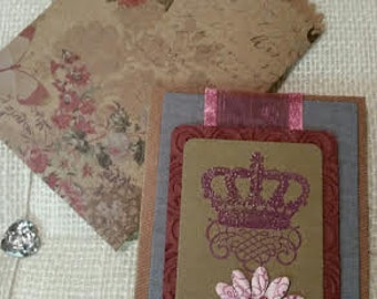 Pocket Card Collection Queen for a Day
