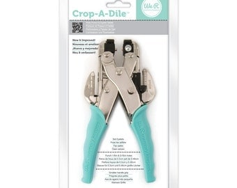 We R Memory Keepers - Crop-A-Dile - Eyelet and Snap Punch Tool