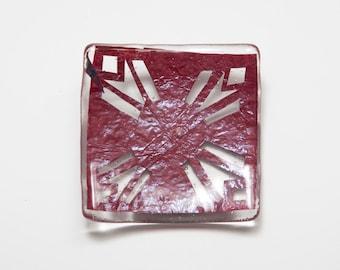 Art Deco Copper Tray