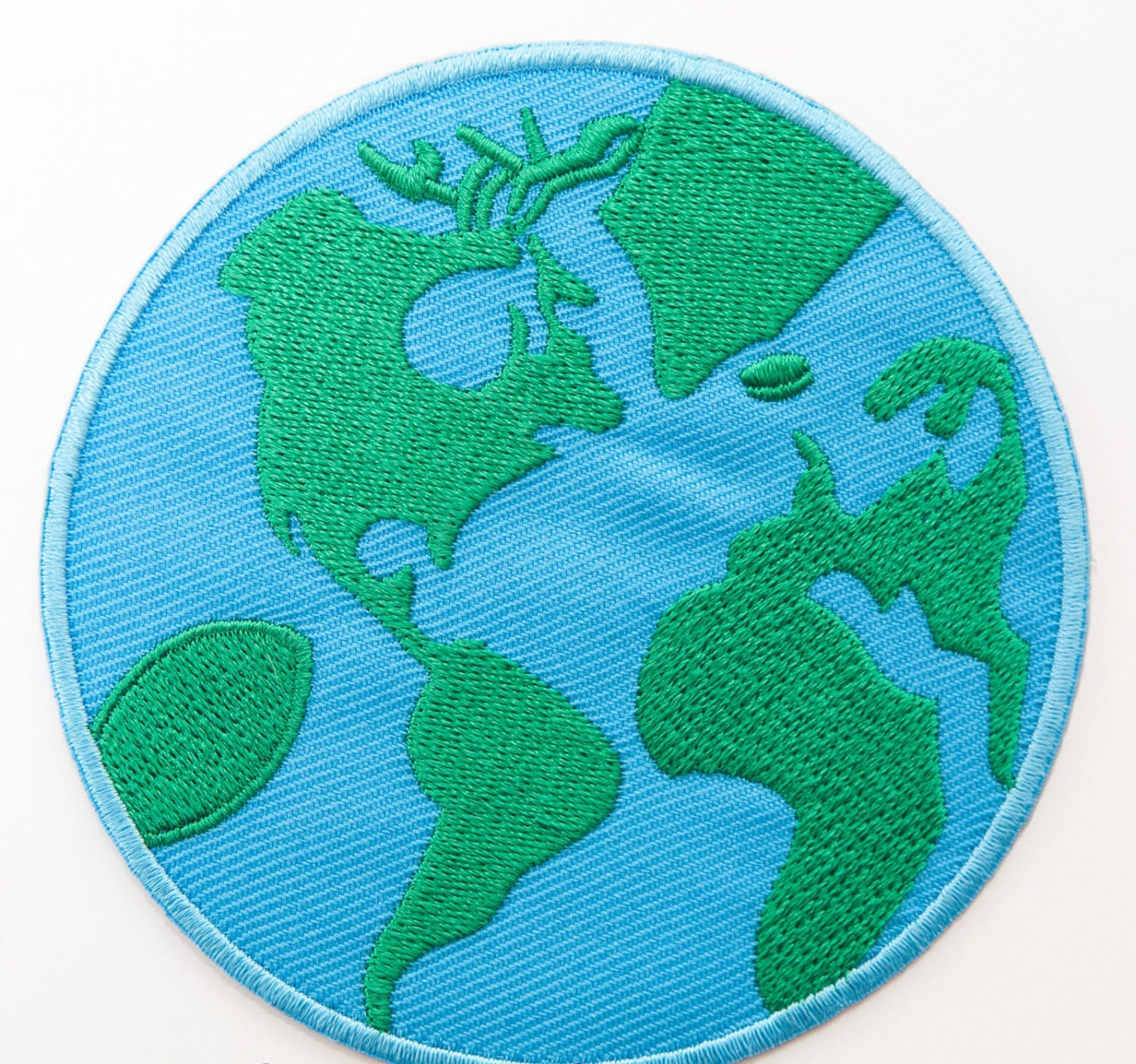 Areth i velcro patches