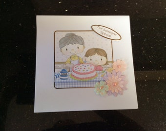 Handmade For Someone Special Card