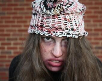 Halloween Bloody Zombie Beanie