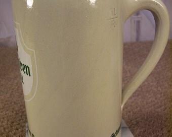 Large German Beer Mug