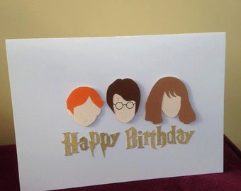 Harry Potter Birthday/General Card