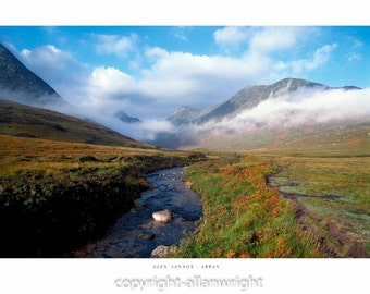 Glen Sannox, Isle of Arran