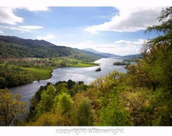 Queen's View, Loch Tummel, Perthshire