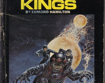 Captain Future: The Comet Kings